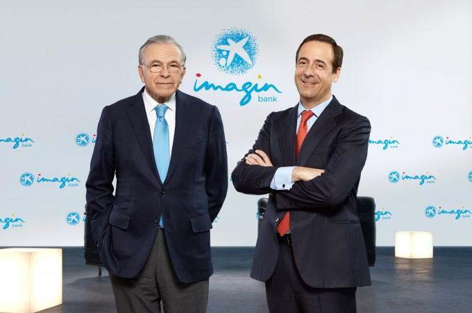 Caixabank lanza 'imaginBank', el primer banco solo móvil, para captar 500.000 clientes jóvenes