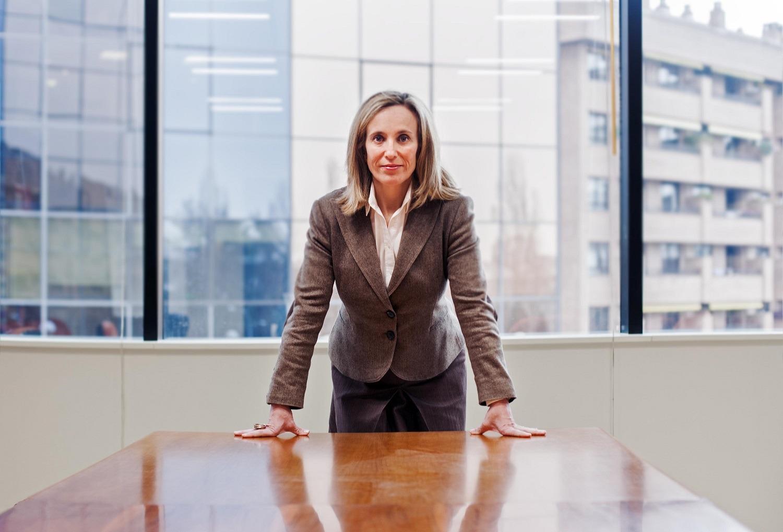 Izaskun Goñi, directora de Desarrollo Económico del Gobierno de Navarra