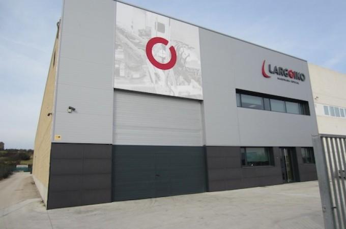 Largoiko estrena sus nuevas instalaciones de 1.800 metros cuadrados en Villatuerta