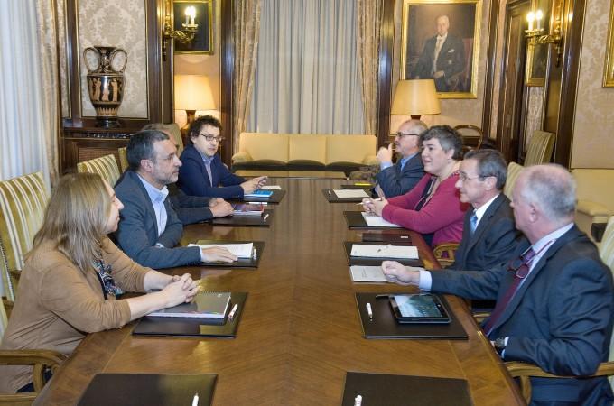 Navarra y País Vasco compartirán experiencias en materia de empleo y políticas sociales