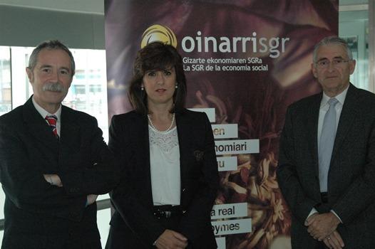 Pio-Agirre-Elena-Zarraga-y-José-Ignacio-Garate-Oinarri-SGR
