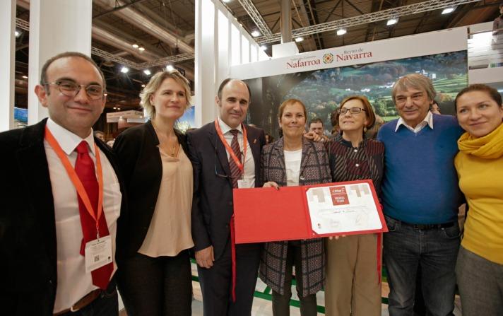 Premio Turismo de Navarra FITUR