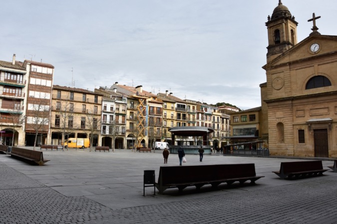 Plaza de Estella