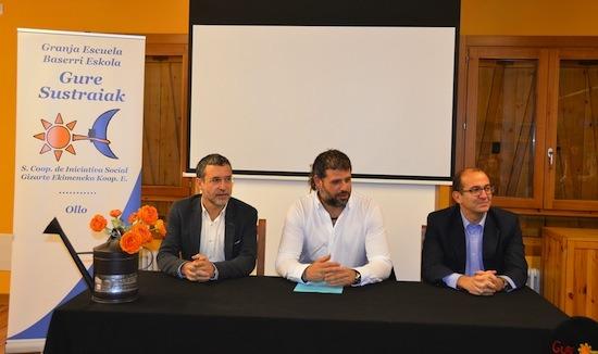 Gure sustraiak navarra capital for Pisos caja rural navarra