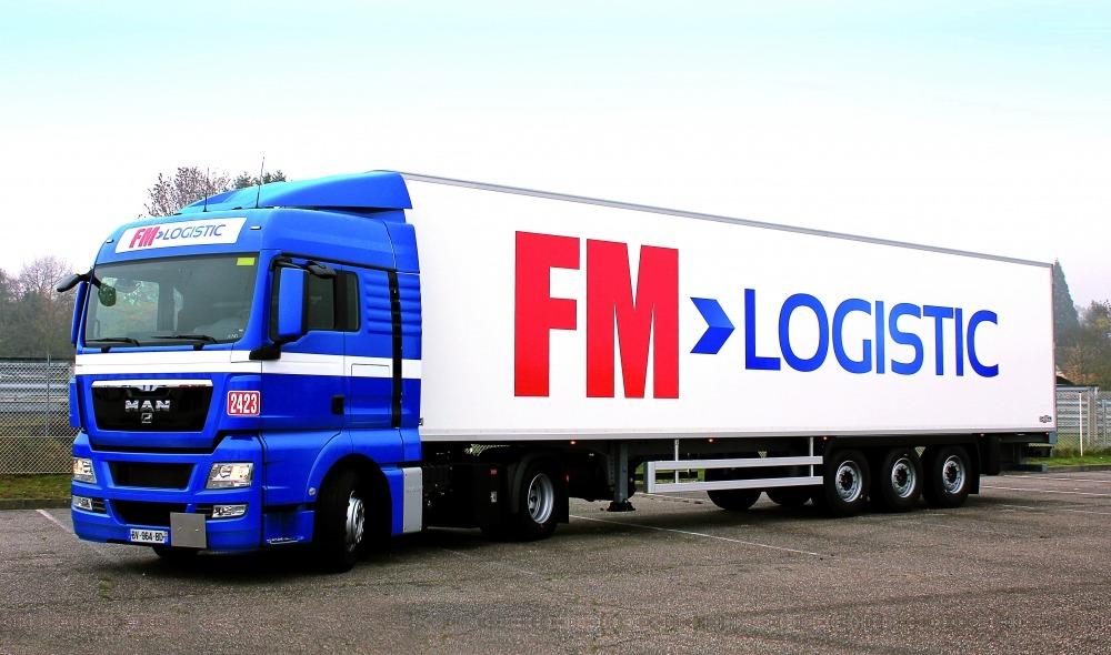 FM Logistic Camión