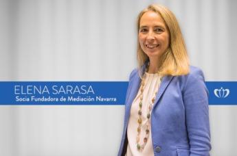Elena Sarasa. Mediación Navarra