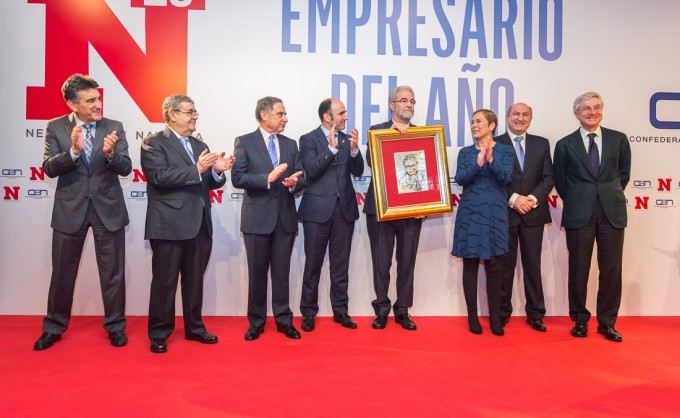 Premio Empresario del Año 2015