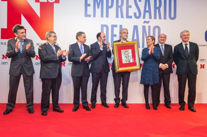 José María Zabala, Empresario del Año 2015