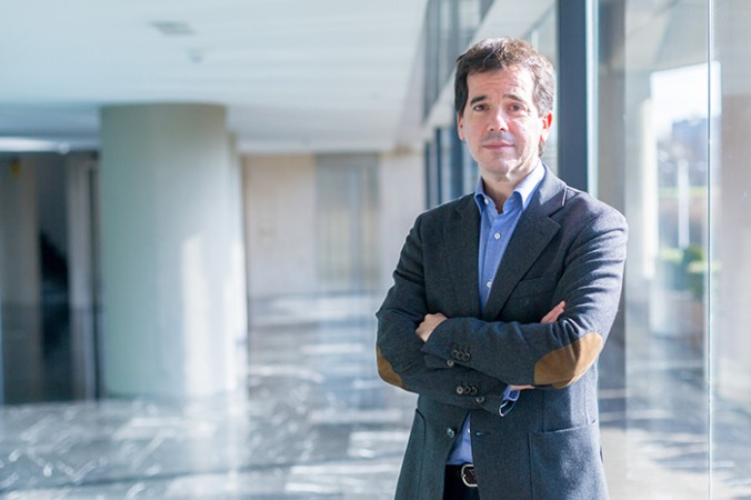 Mikel Irujo, delegado del Gobierno de Navarra en Bruselas.