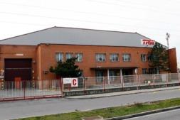 Factoría TRW Pamplona (diario de navarra)