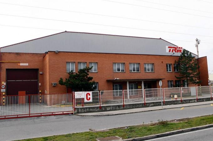 ERE en la factoría de TRW de Pamplona