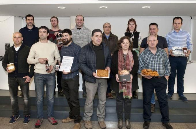 El sector agroalimentario artesanal emplea ya a más de 500 personas en Navarra
