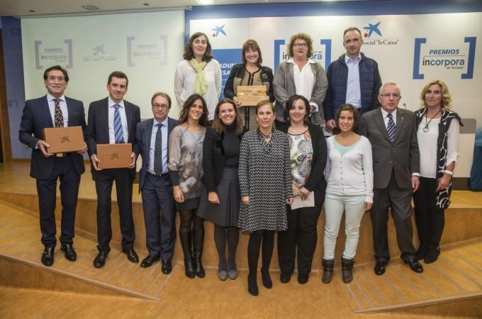 El programa 'Incorpora', de Caixabank, promueve en Navarra 323 empleos en 2015