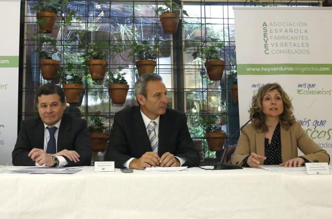 Navarra es líder en vegetales ultracongelados, un sector de futuro y en crecimiento