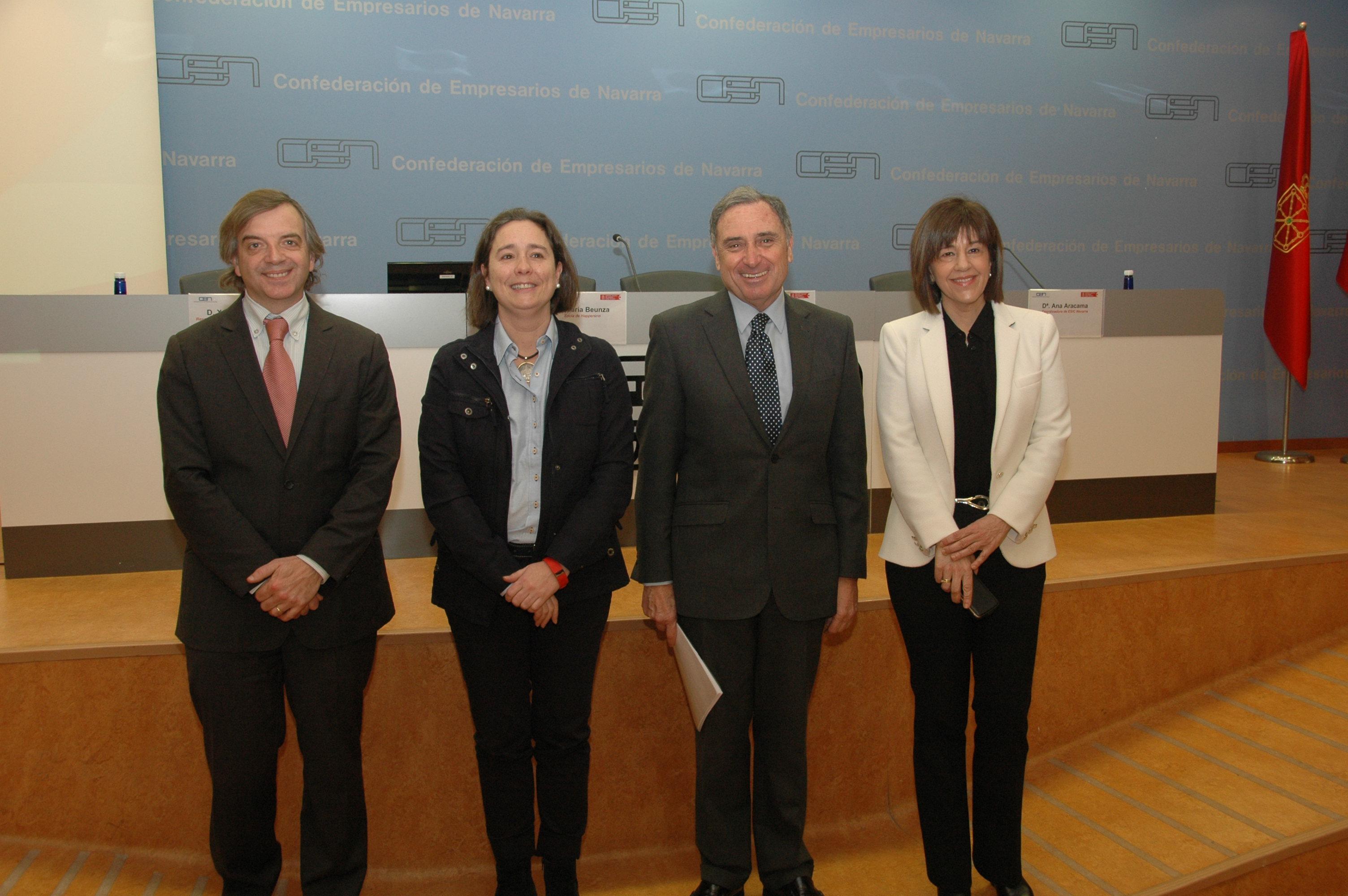 Estudio CEN sobre Innovación en Centros Educativos Navarros