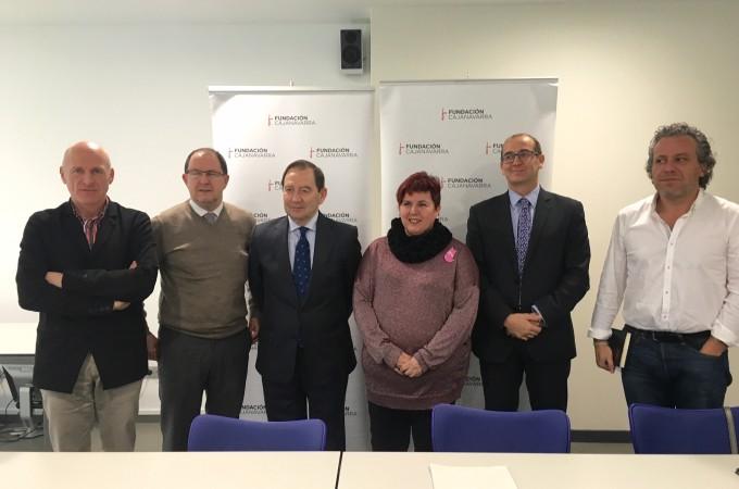 Fundación Caja Navarra destina dos millones de euros a 395 proyectos sociales