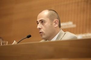 Javier Lagunas, Tasubinsa