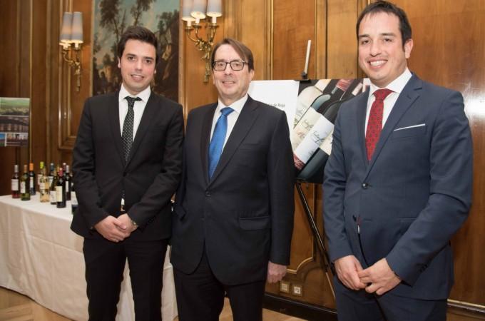 Marqués del Atrio, de Mendavia, entra en el 'TOP 3′ de productores DO Rioja