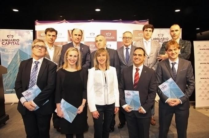 Navarra Capital elige a los líderes  de la empresa de Navarra
