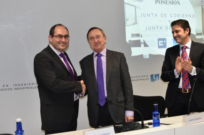 Nombramiento: Patxi Tornaría, nuevo decano de CITI Navarra