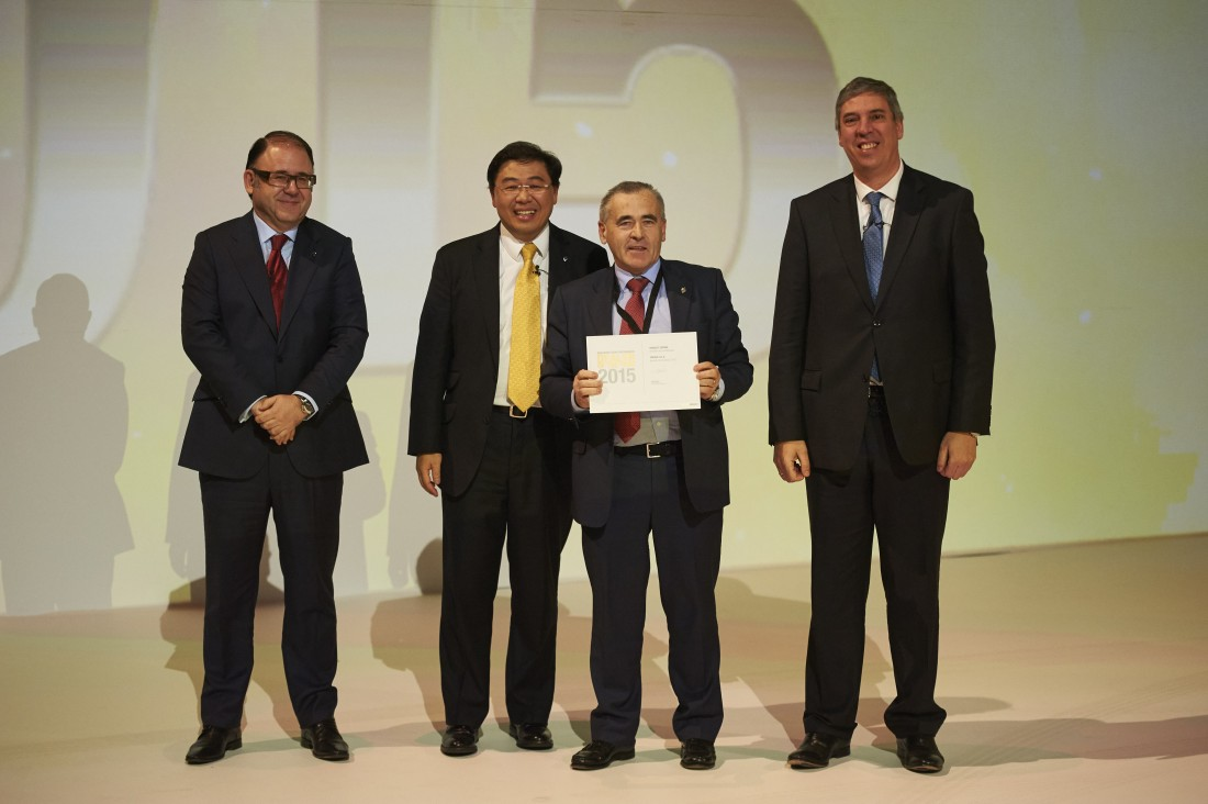 Unsain, Dealer of The Year 2015