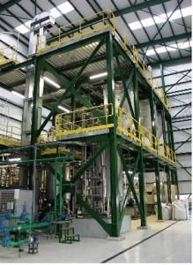 Módulo Bioquímico del Centro de Biocombustibles de 2ª Generación de CENER