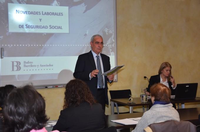 Expertos juristas analizan las novedades laborales y de Seguridad Social