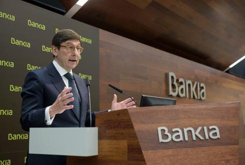 José Ignacio Goirigolzarri  Bankia