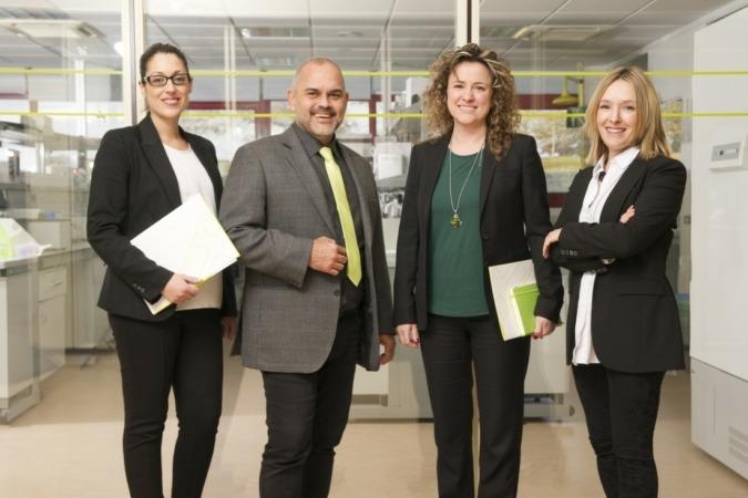 Iden Biotechnology Equipo