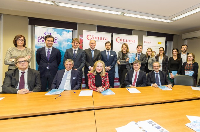 Las oportunidades de negocio en Europa, eje de la presentación del 'Anuario Capital' en Bruselas