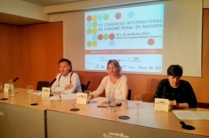 La diversificación, protagonista del próximo Congreso Internacional de Turismo Rural