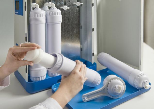 purificador de agua Ecomatic III