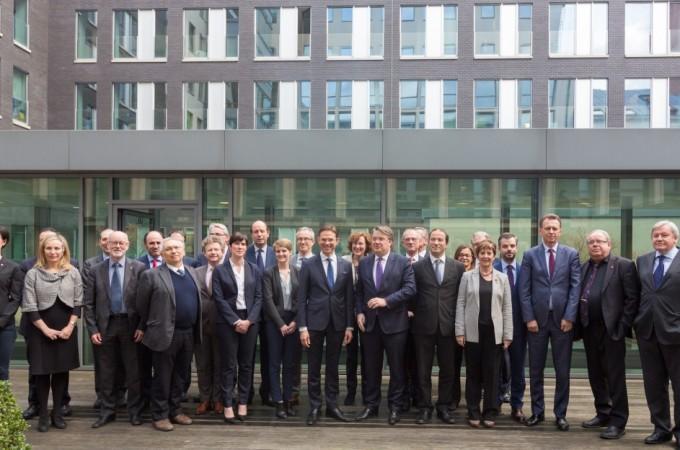 Navarra busca en Bruselas captar nuevos socios y avances tecnológicos para nuestro territorio