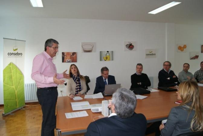 Constitución Cluster Agroalimentario de Navarra