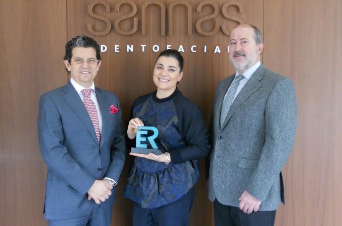 AENOR reconoce a Sannas sus 10 años de compromiso con la calidad