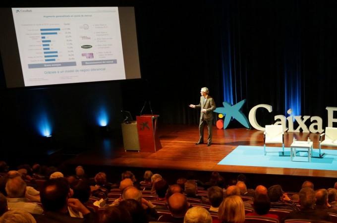Pamplona acogerá uno de los próximos 'Encuentros Corporativos' de Caixabank