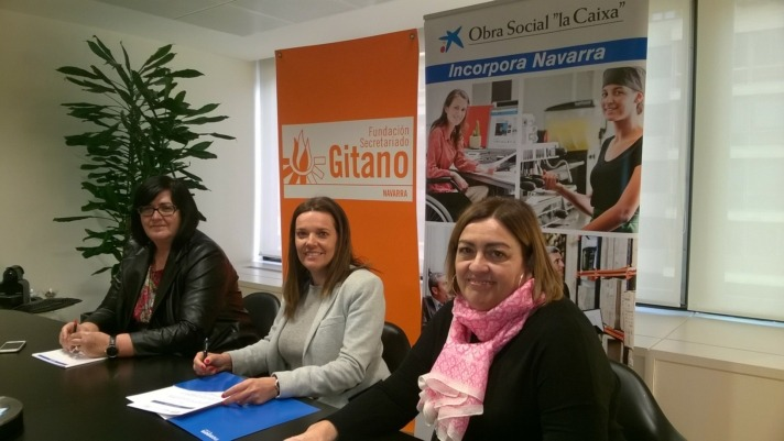 CEIN Punto Autoempleo Incorpora Navarra