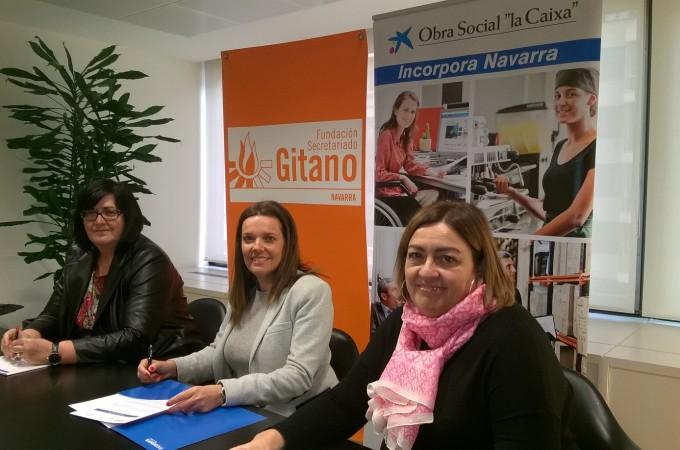 El 'Punto de Autoempleo Incorpora' facilitará el acceso al mundo laboral de las personas más vulnerables en Navarra