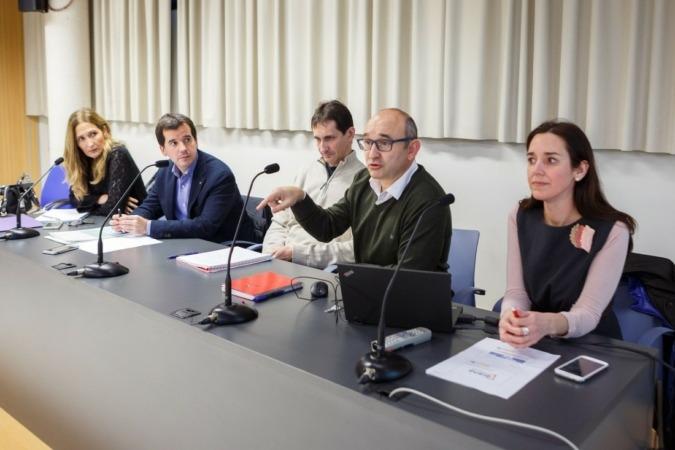 Sector TIC Navarra Smart Cities UPNA