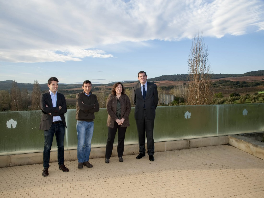 Encuentro consejeros agricultura en Logroño