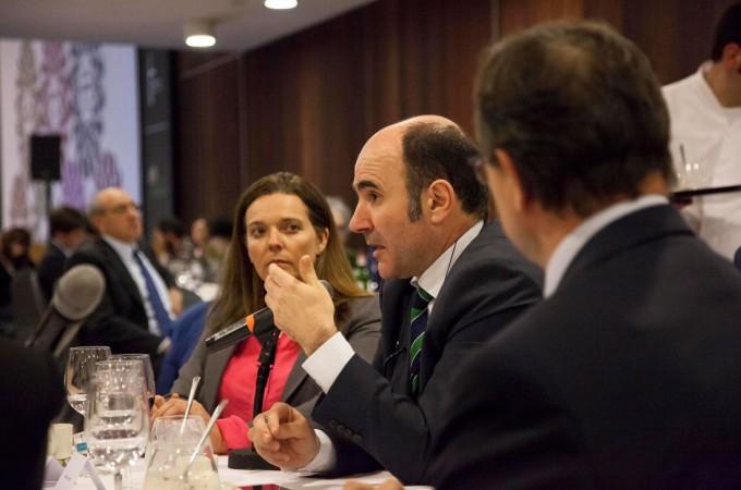 """Manu Ayerdi: """"Globalización, tecnología y relaciones laborales, retos fundamentales para la empresa del siglo XXI"""""""