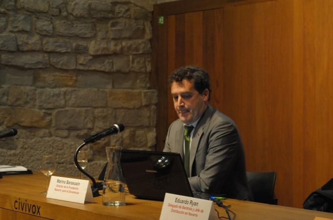 El impacto económico de Iberdrola en Navarra es de 183 millones de euros anuales