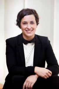 Iosune Pascual. Fundación Empresa - UPNA