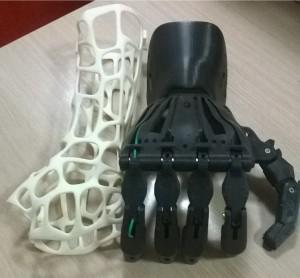 Prototipo impreso en 3D