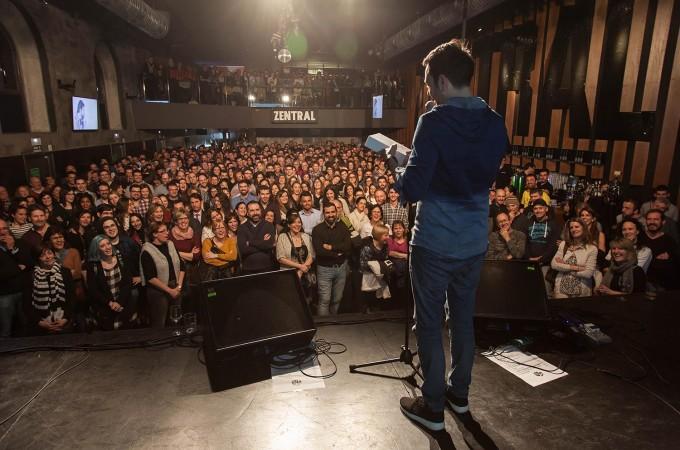 Diario de Navarra celebra con una 'Gran Fiesta' el lanzamiento de DN+, su nueva apuesta digital