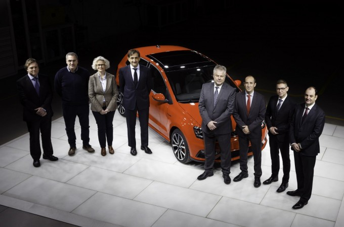 Volkswagen Navarra obtiene un beneficio  de 60,8 millones de euros en 2015