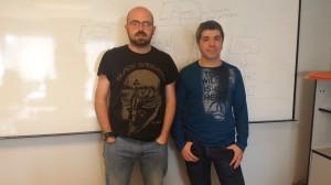 Imanol y Jonathan de SEOTIC