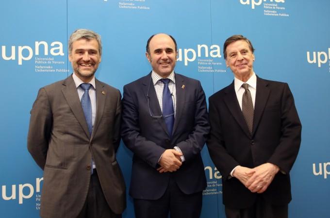 Convenio para potenciar la competitividad económica y empresarial de Navarra