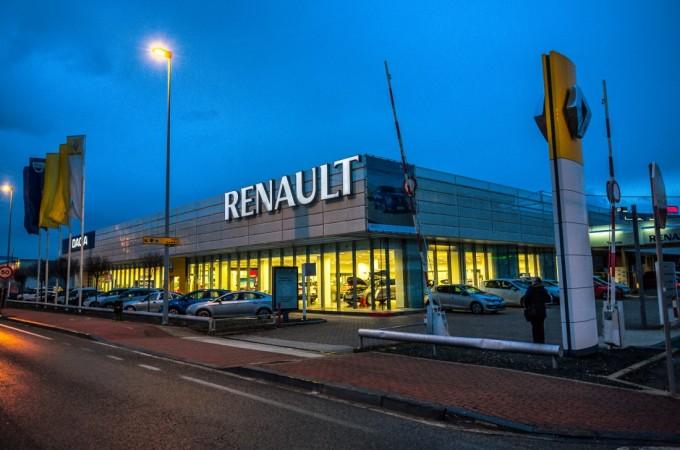 Unsain 'estrena' su espacio celebrando  la presentación oficial del nuevo Renault Megane