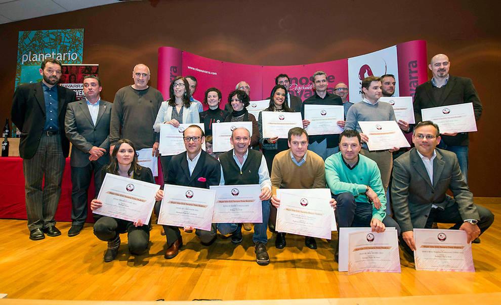 Mejores Vinos DO Navarra 2016